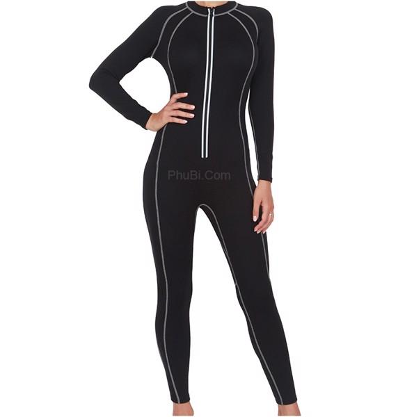 Đồ bơi nữ giữ nhiệt chống lạnh chống nắng