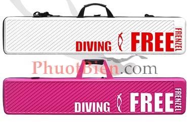 Hộp Fin box đựng chân nhái freedive