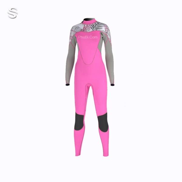 Bộ đồ bơi lặn giữ nhiệt wetsuit nữ