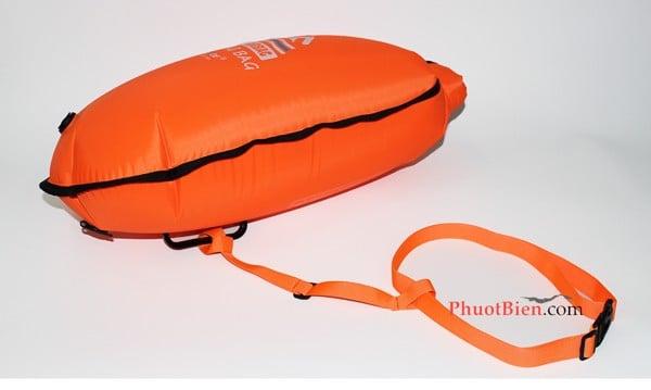 Túi đựng đồ bơi chống thấm nước kiêm phao bơi cứu sinh sông hồ biển MARJAQE 809