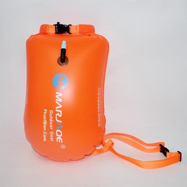 Túi chống thấm kiêm phao bơi cứu sinh sông hồ biển MARJAQE 802