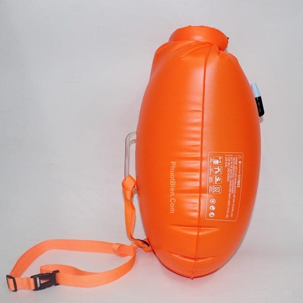 Túi đựng đồ bơi chống thấm kiêm phao bơi MARJAQE 802