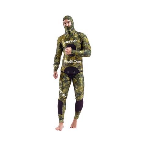 Đồ lặn Hisea Wetsuit Opencel 3.5mm