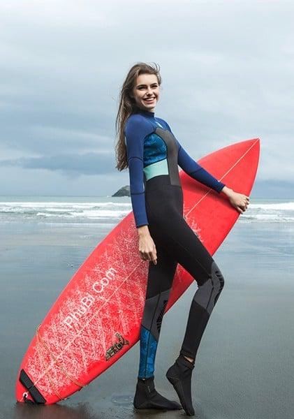 Áo lặn wetsuit nữ