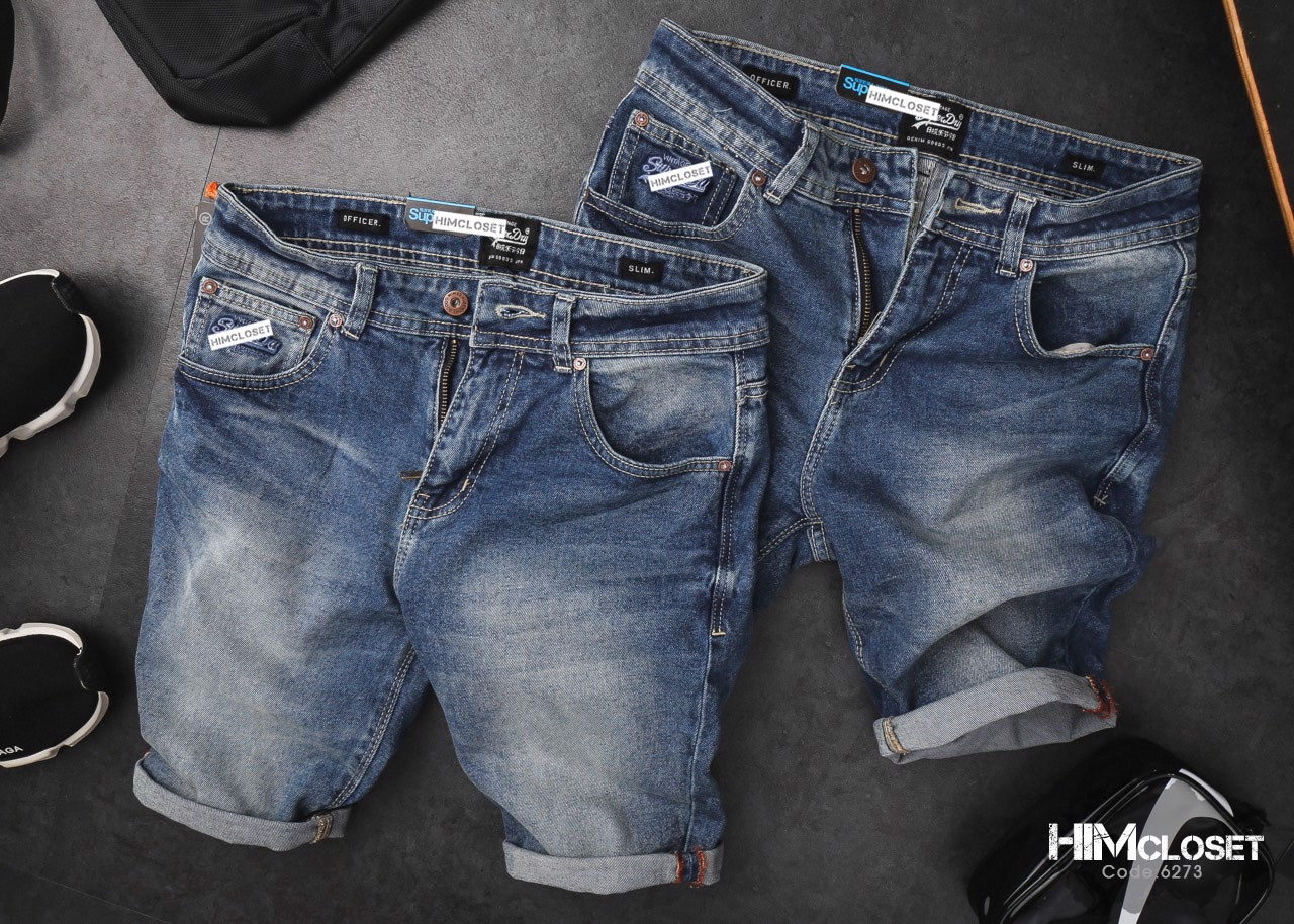 Short Jean S.dry
