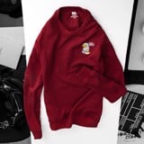 Sweater ZR Logo Thêu