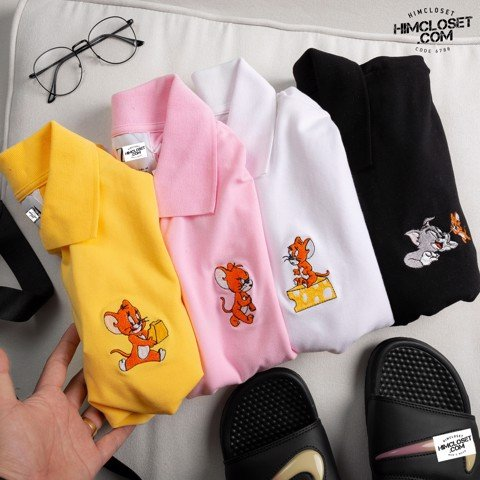 Polo ZR Tom&Jerry