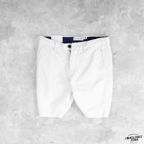 Short Kaki T0PMAN Stretch