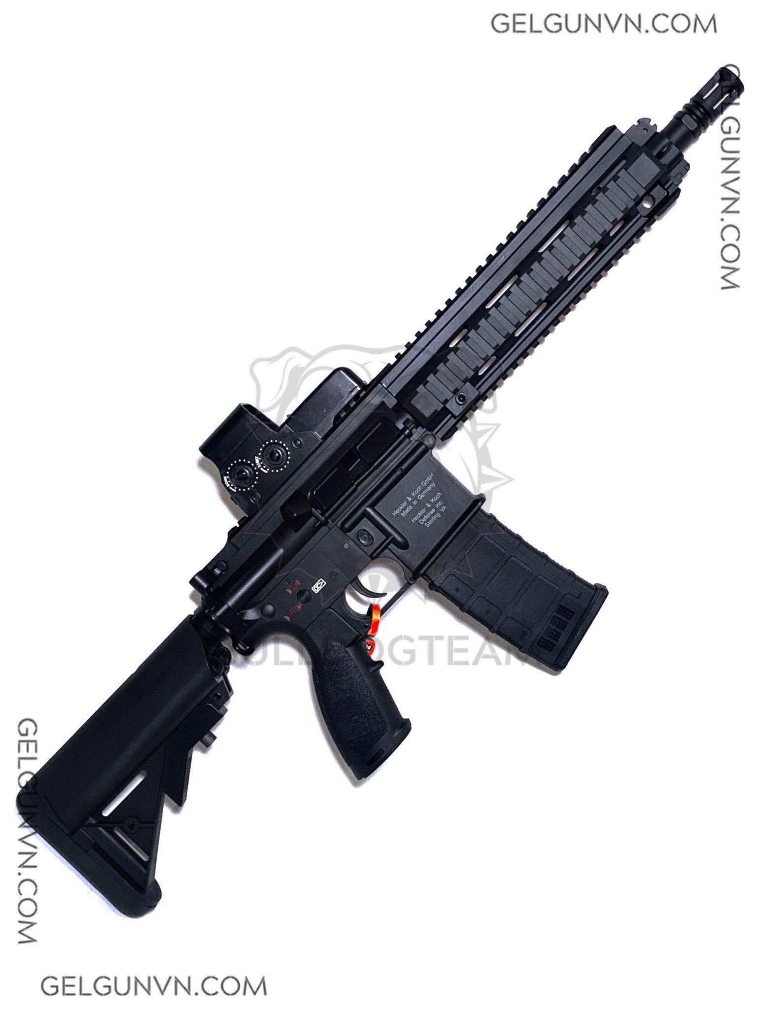 Súng Đạn Thạch HK 416 3.0D