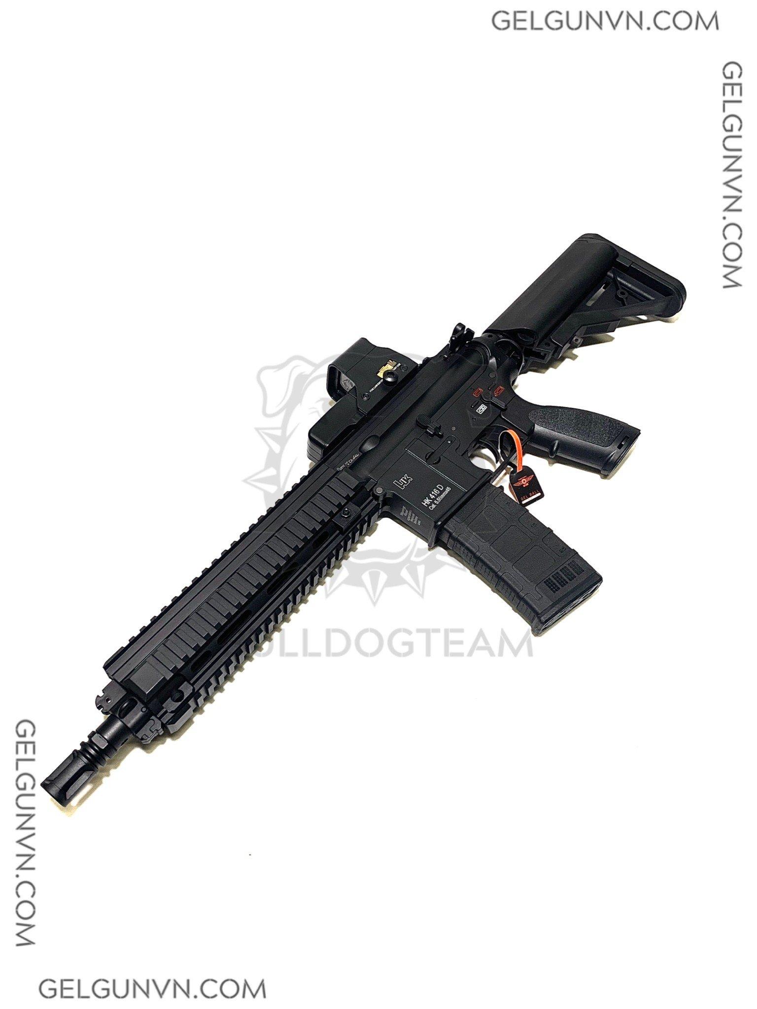Súng Đạn Thạch HK 416 3.0D ( Có Sẵn Hàng Phục Vụ TẾT )