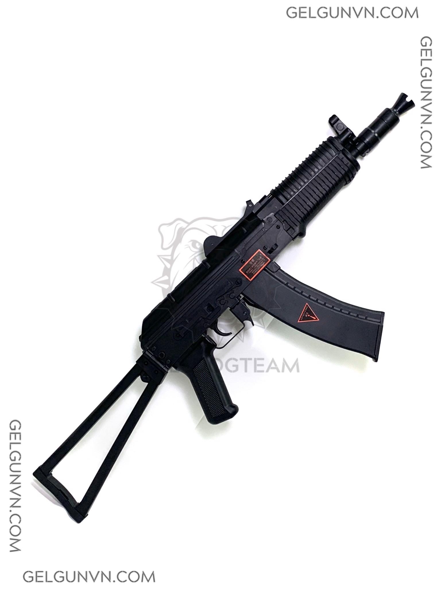 Súng Đạn Thạch AK Mst 74U