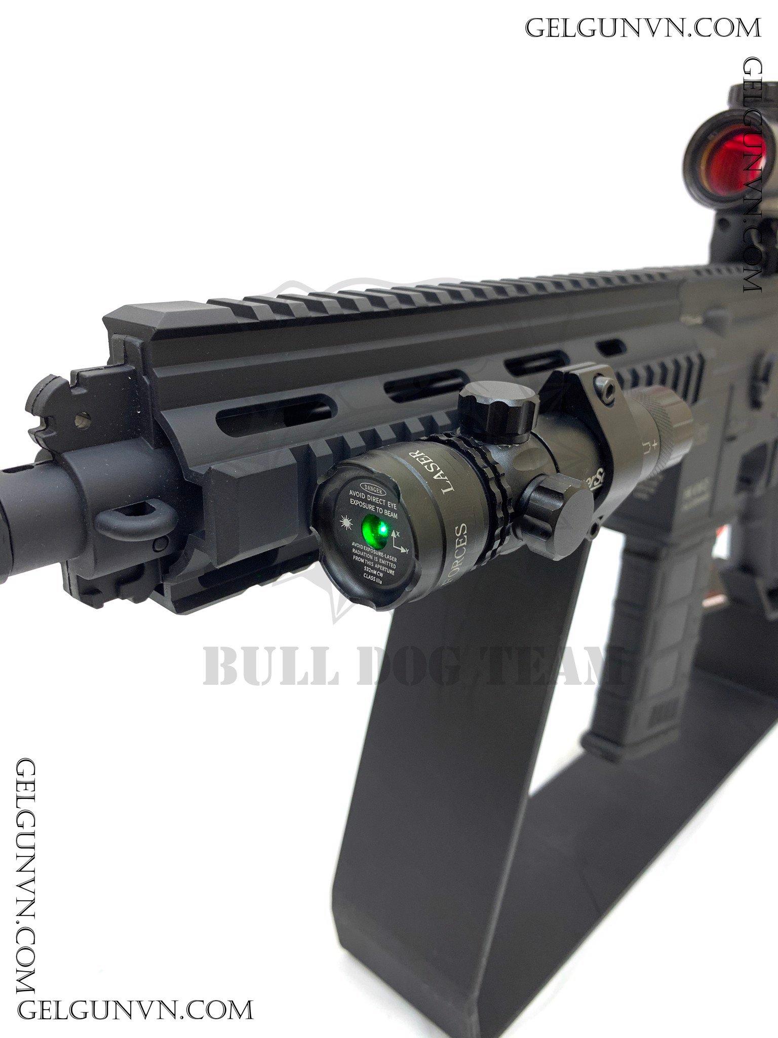Laser Kim Loại Siêu Sáng Green