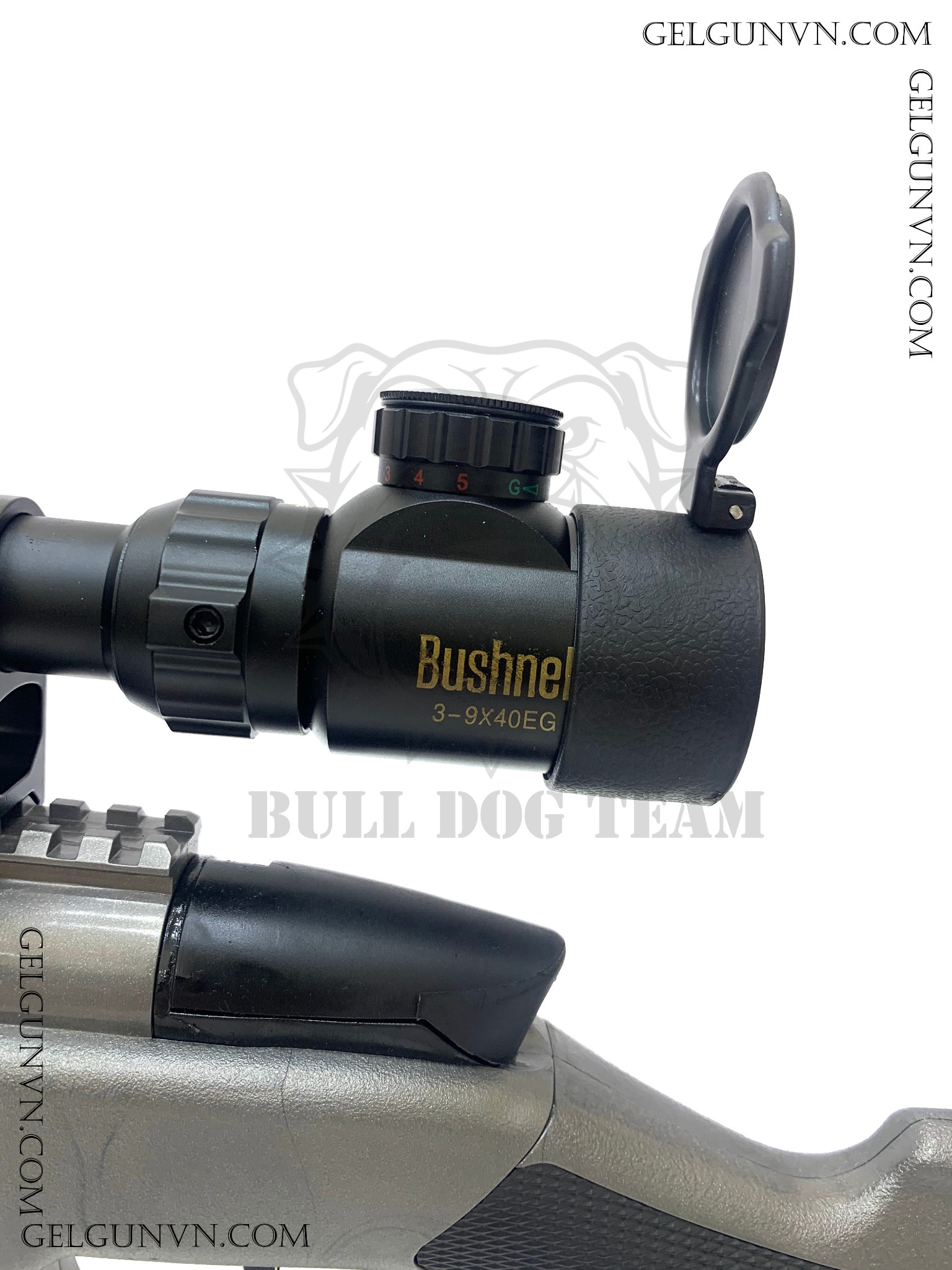 Scope Bushnell 3-9x40