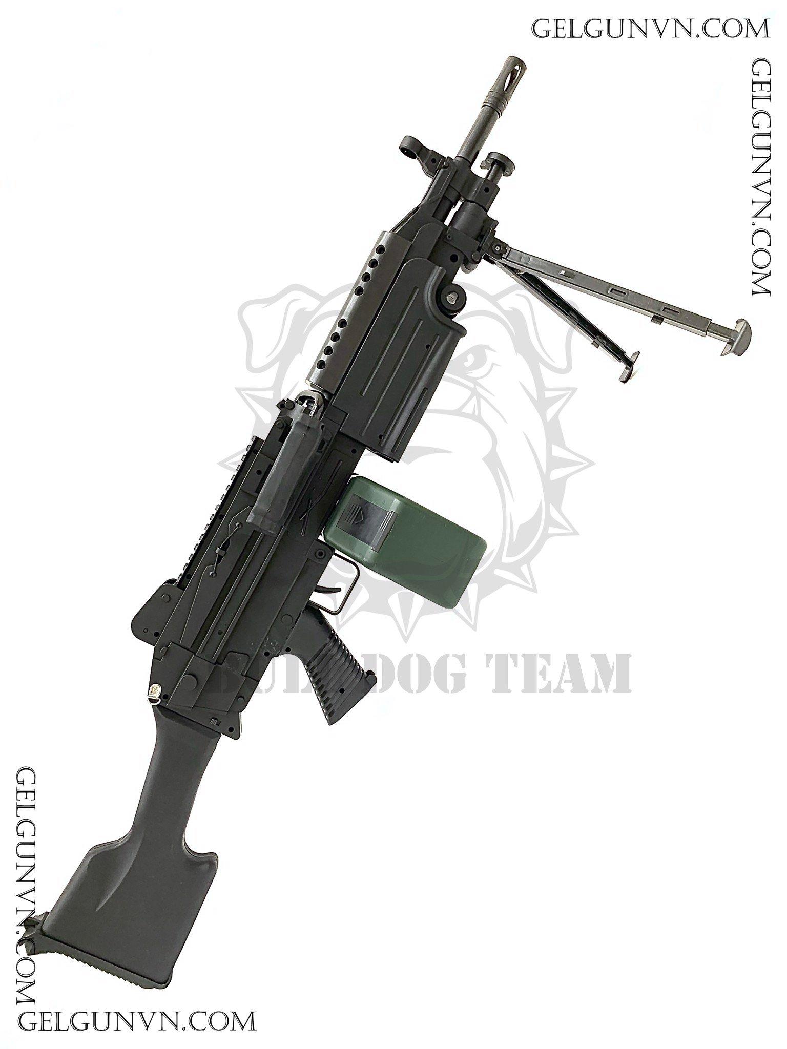 Súng Đạn Thạch M249 v4