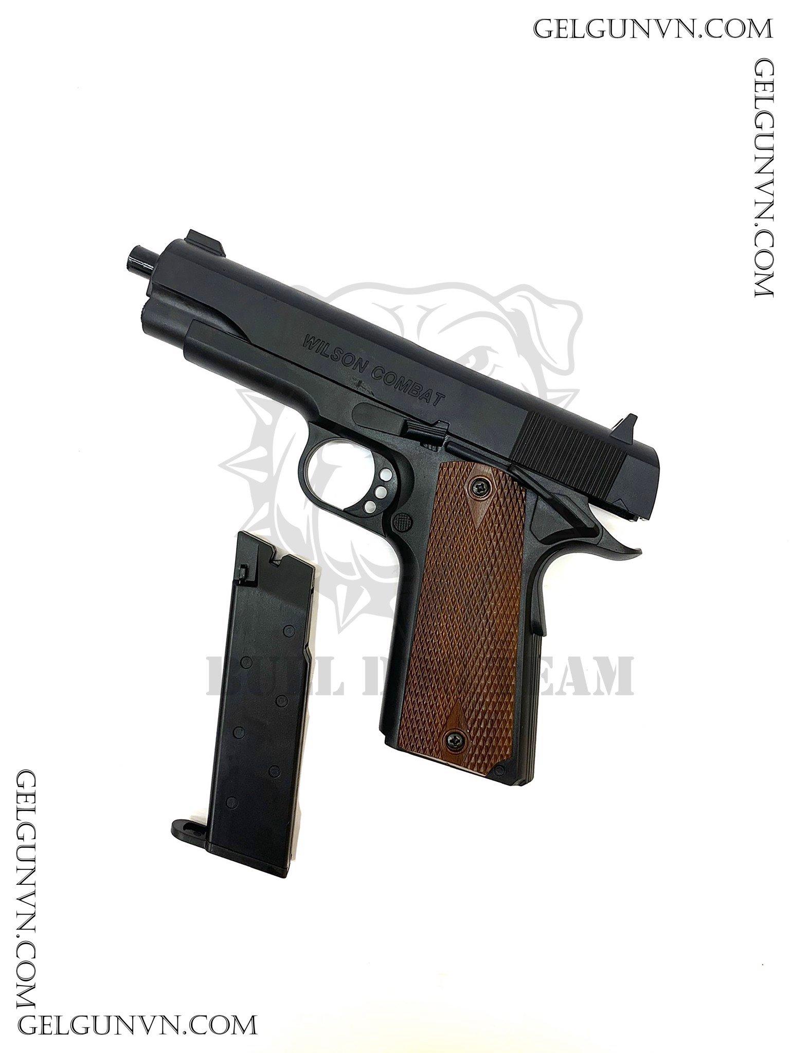 Súng Đạn Thạch M1911 - Tỷ Lệ 1 : 1