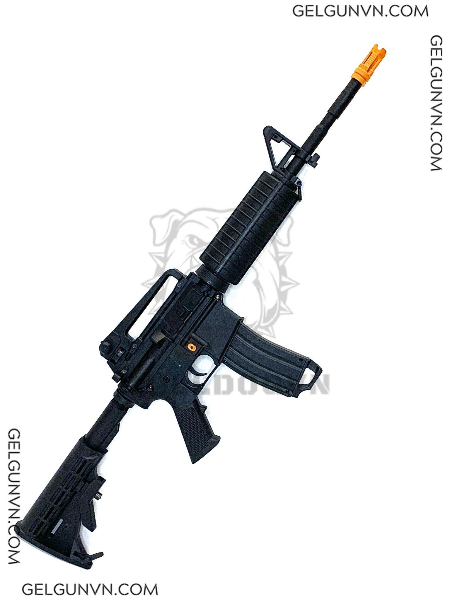 Súng Đạn Thạch M4 J9