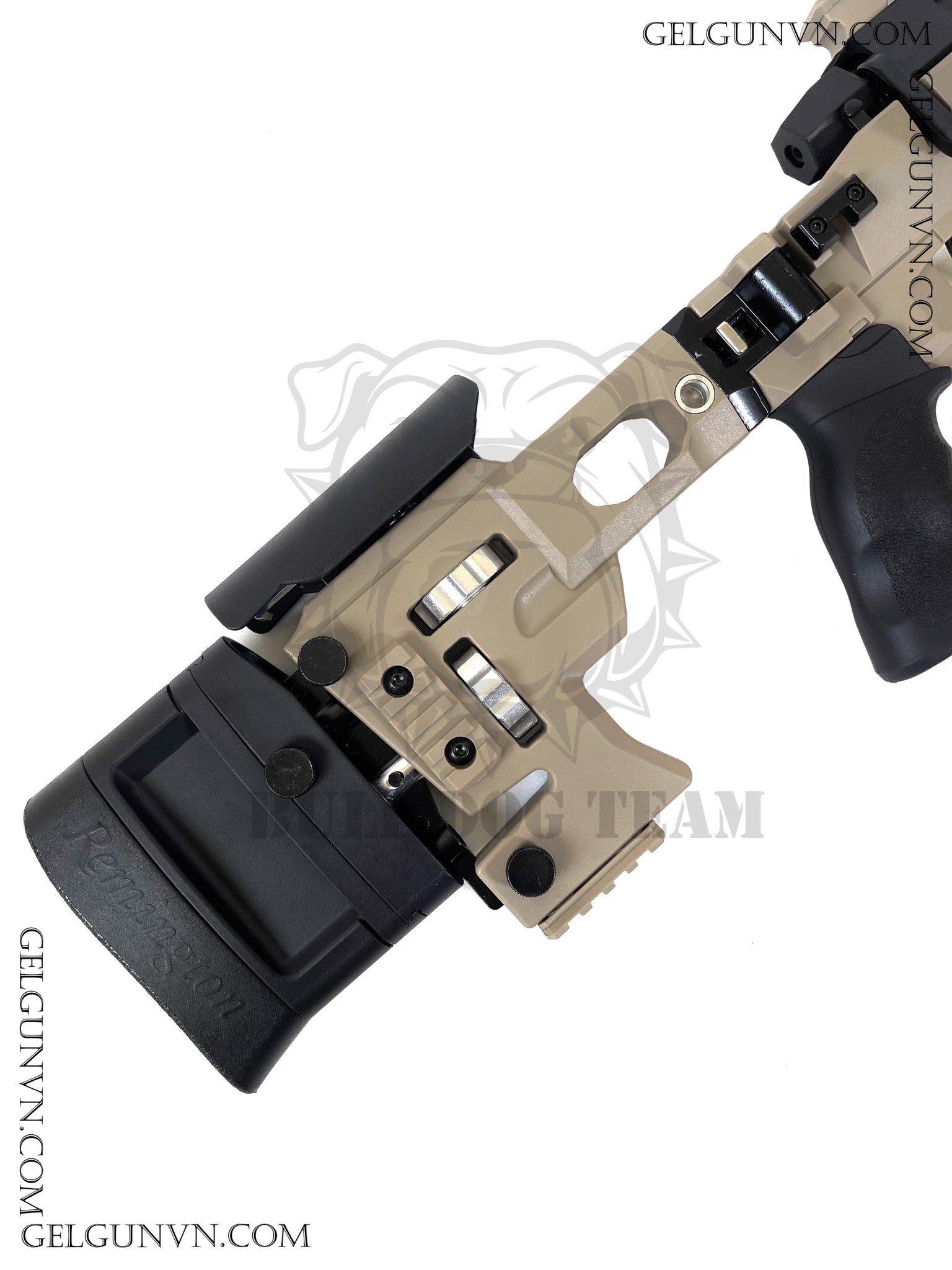 Súng đạn thạch MSR - Hoa hậu dòng Sniper ( Có Sẵn Hàng Phục Vụ TẾT )