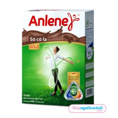 Sữa bột Anlene Gold Movepro  440g (Hộp giấy)