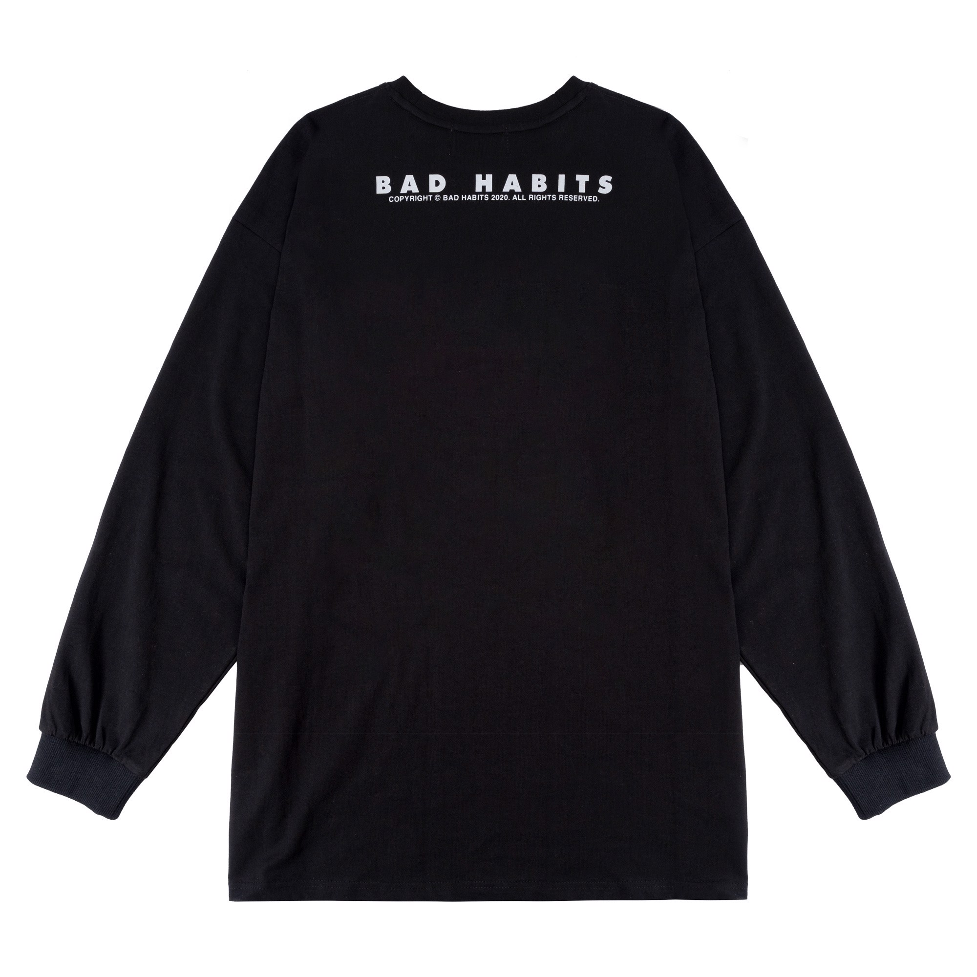 Rebel Long Steeved Tee