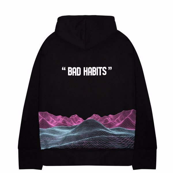 Trippy Colour Hoodie