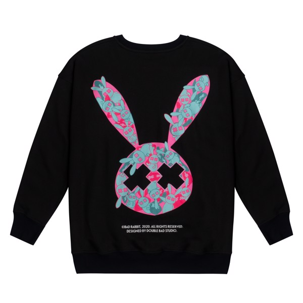 OVER POPULATER SWEATSHIRT