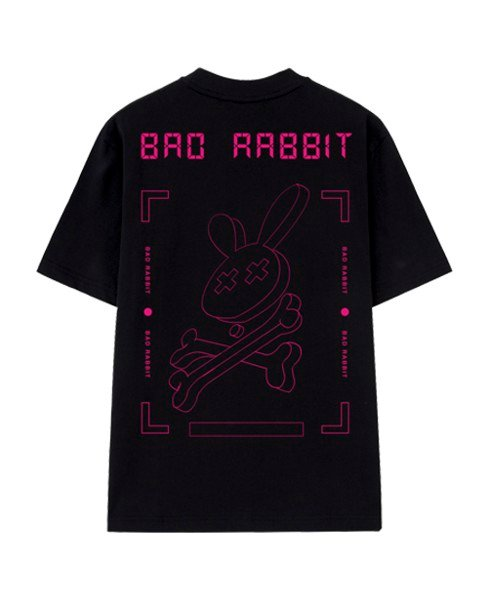 BADRABBIT 3D ICON TEE