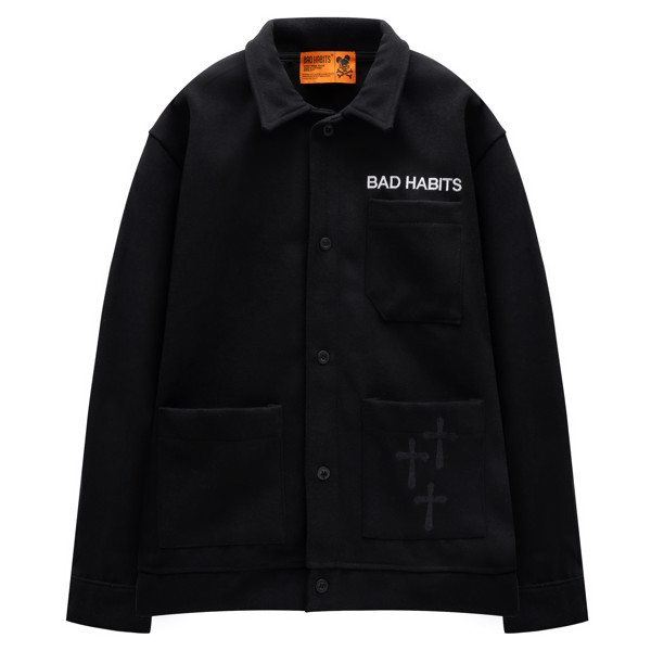 CROSS JACKET