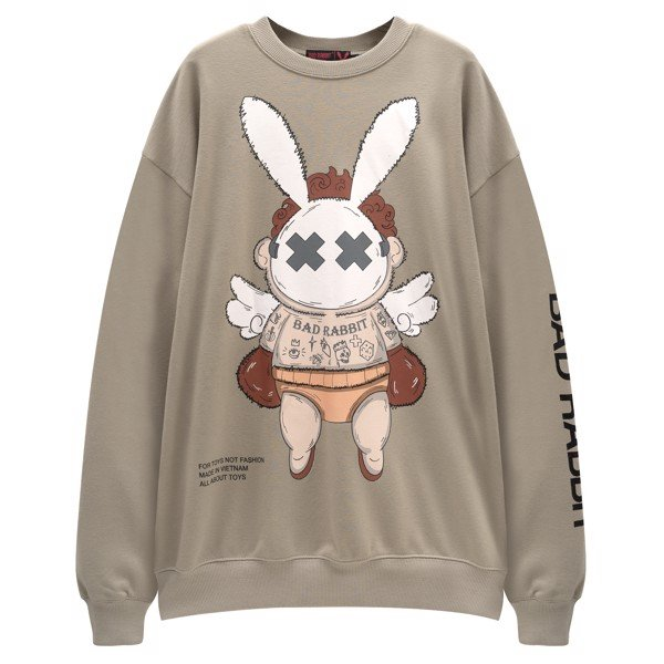 RABBIT ANGEL LONG SLEEVED