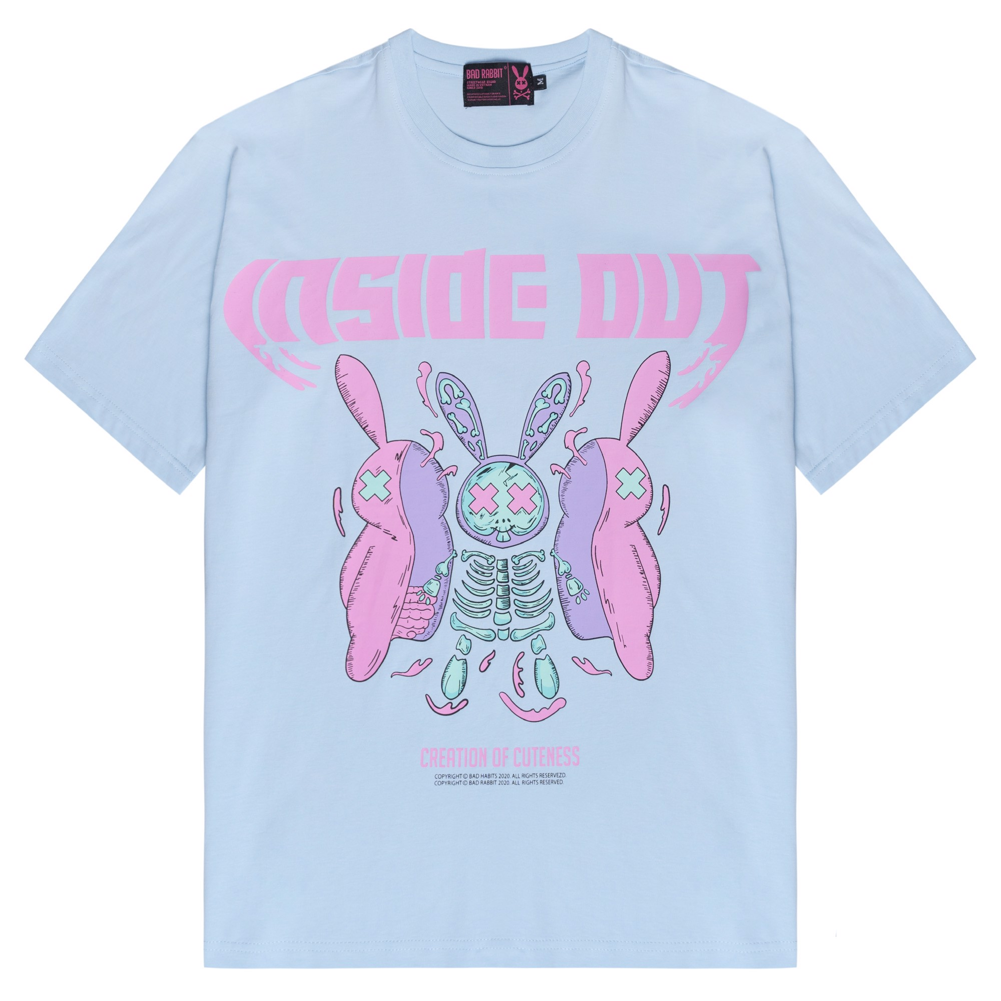 Rabbit Inside Out