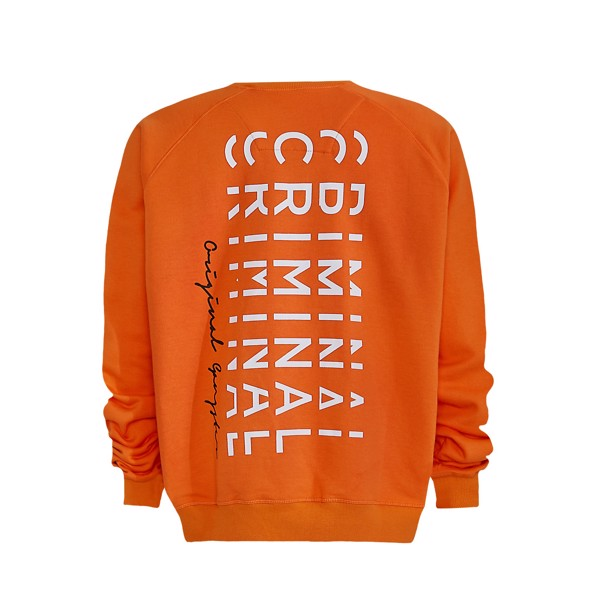 CRMNL ORG SWEATER