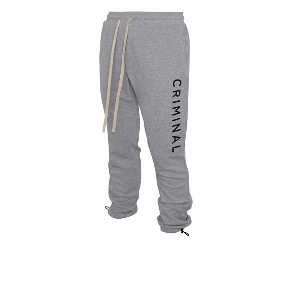 CRMNL SWEATER PANTS GRY