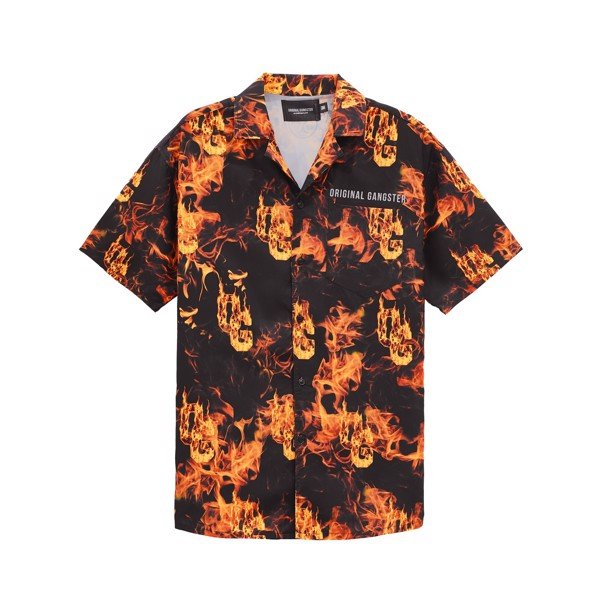 OG FLAME SHORT SLEEVE SHIRT