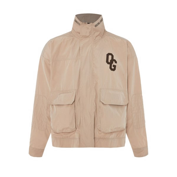 POLY OVERJACKET BEIGE