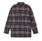 Glen Check Overshirt