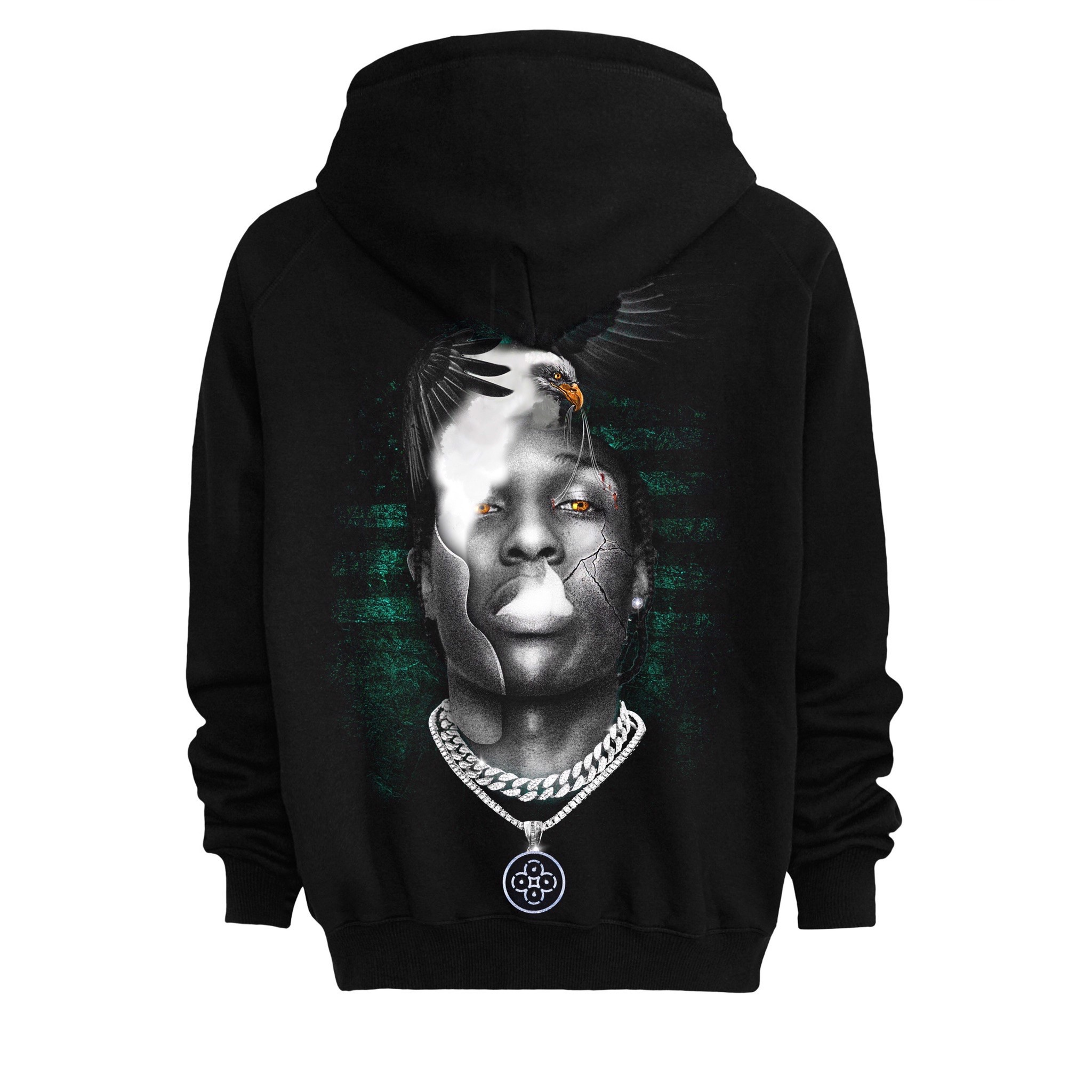 LIVE YOUNG 2 HOODIE
