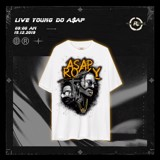 LIVE YOUNG - DO ASAP WHITE