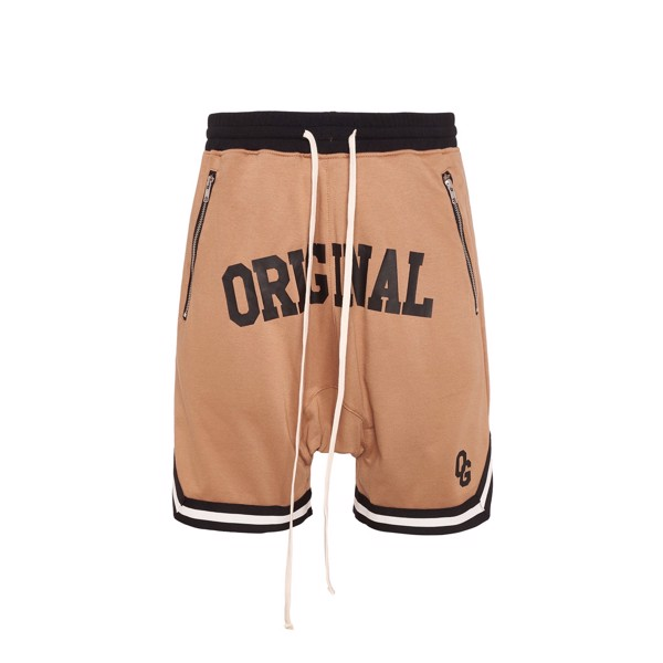 MESH SHORT ORIGINAL - TAN
