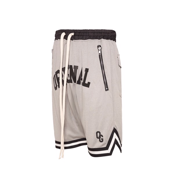 MESH SHORT ORIGINAL - GREY