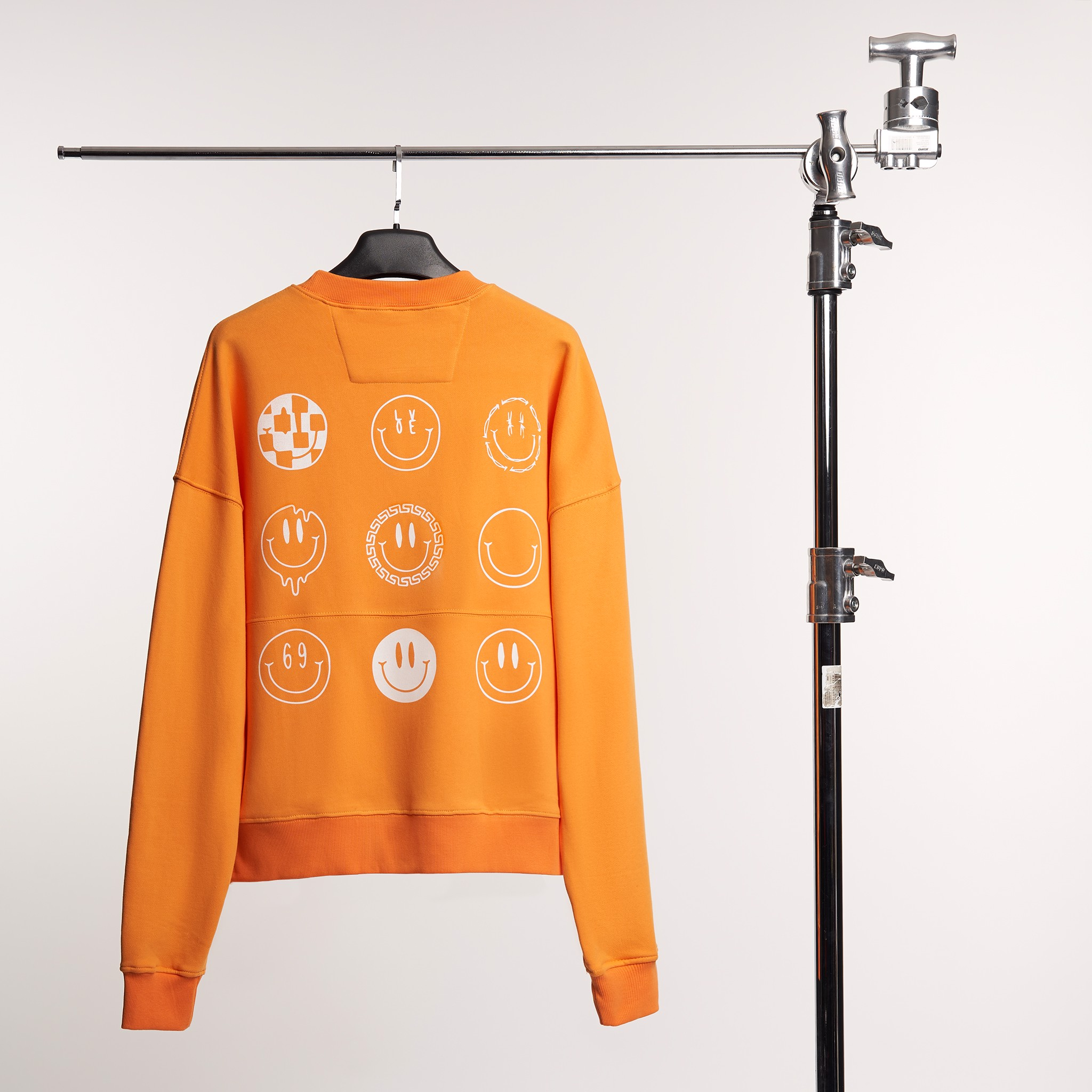 Sweater Orange Top