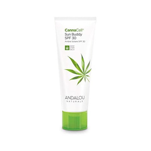 Kem Chống Nắng Cannacell SPF 30 - ANDALOU - CannaCell Sun Buddy SPF 30