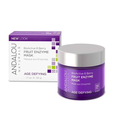 Mặt Nạ Chống Lão Hóa Bioactive Berry Fruit Enzyme - ANDALOU - Age Defying Bioactive Berry Fruit Enzyme Mask