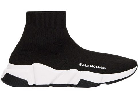 Balenciaga Speed Trainer White Black