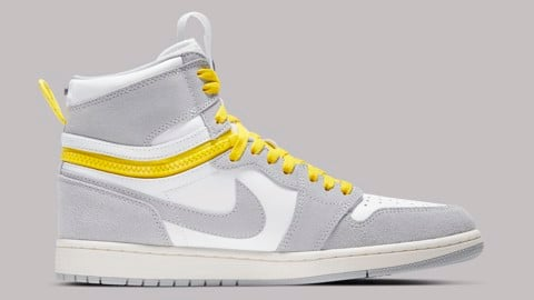 "Air Jordan 1 Switch ""Light Smoke Grey"""