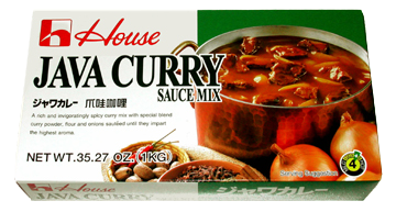 CÀ RY JAVA CURRY HOUSE