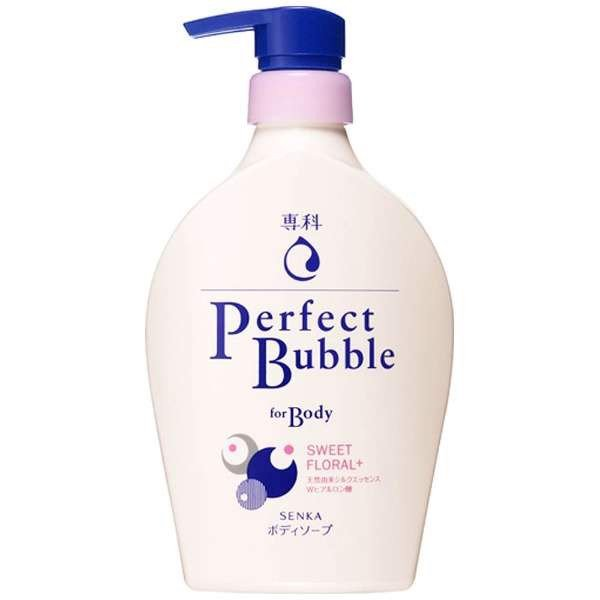 Sữa tắm Perfect Bubble for Body (Sweet Floral+) 500ml