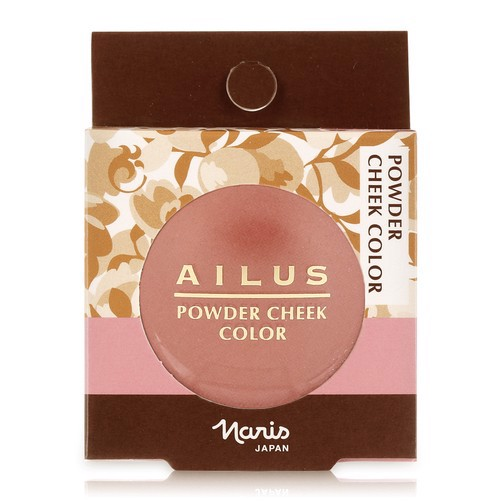 PHẤN MÁ NARIS AILUS POWER CHEEK COLOR RD1