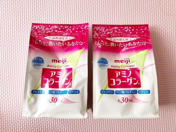 Collagen Meiji Amino