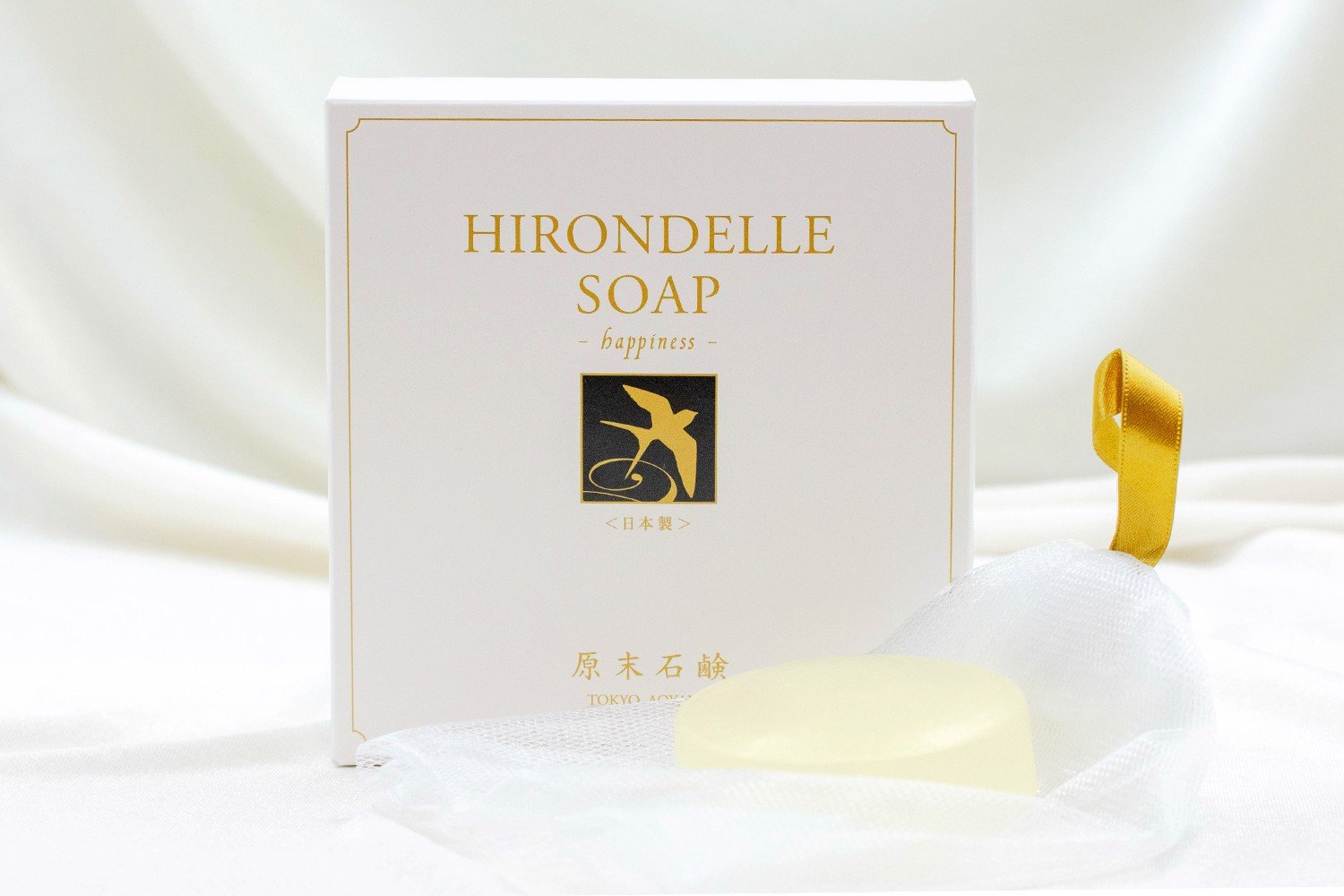 HIRONDELLE SOAP happiness