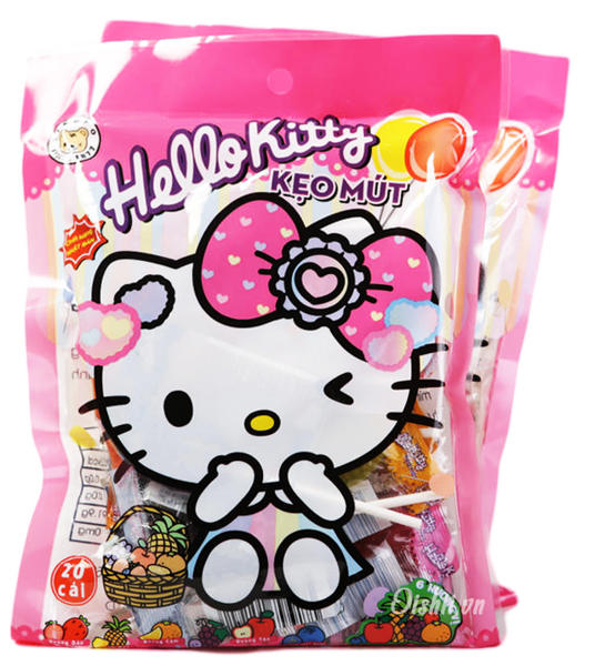 KẸO MÚT HELLO KITTY 140G