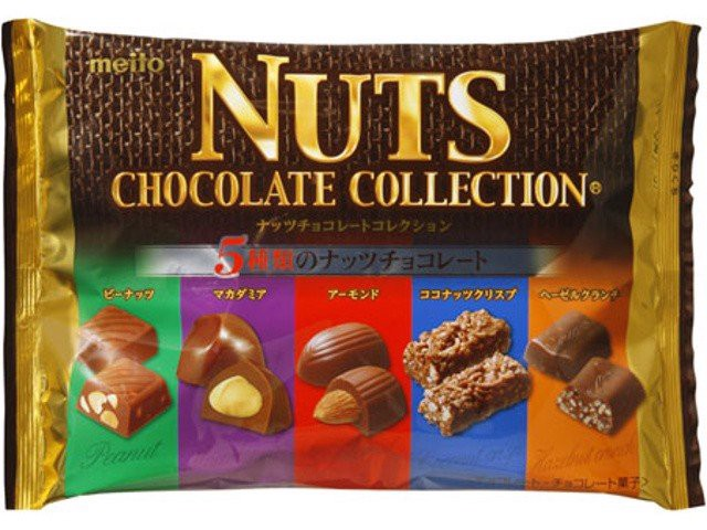SO CO LA NUTS COLLECTION 140G